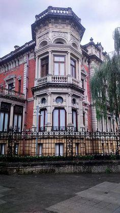 Palacio de Olábarri. Autoridad Portuaria, BILBAO (Vizcaya)