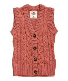 Take a look at this Mexico Heat Wool-Blend Vest on zulily today!