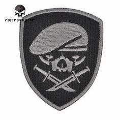 Special Price Home & Garden New Punisher Army Tactical Backpack Embroidery Armband Personalized Military Badge Apparel Hat Fabric Selling Well All Over The World