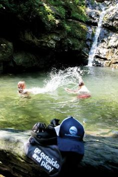 Our August swimming hole guide brings you the best spots open to the public in the South!