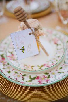 Spring Wedding Favors ~ Kelsea Holder Photography, Zest it Up Events   bellethemagazine.com
