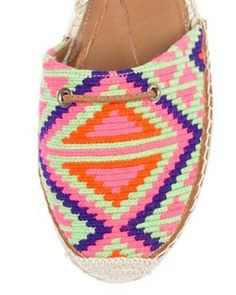 Slippers, Flats, Shoes, Fashion, Espadrilles, Purses, Ornaments, Handbags, Tejidos
