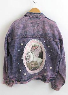 Pearl Unicorn Jacket 12,999 yen