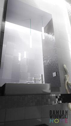 Minimal Toilet Design In Two Colour Versions Wroclaw PL Minimalistyczny Projekt Toalety W Dwoch