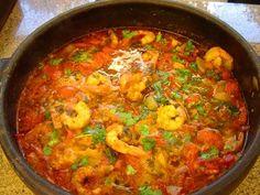 Caldeirada De Peixe - Portuguese Food - Portuguese Food Recipes