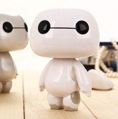 Cute Baymax Portable Power Bank Pack Supply Backup Battery Phone Charger 12000mA  http://amzn.to/2st3OR5