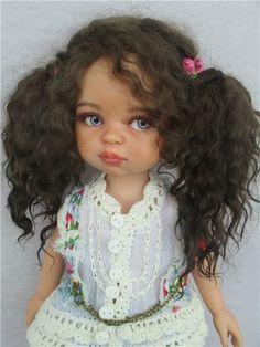 Анютка.ООАК куклы Паола Рейна. / Авторские куклы (ООАК) / Шопик. Продать купить куклу / Бэйбики. Куклы фото. Одежда для кукол