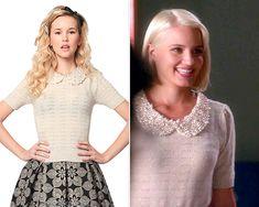 Thanks Chrissy! Eva Franco 'Ultra Darling' Sweater - $134.00 (70% off!) Worn with: Trina Turk skirt