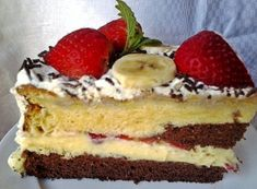 Cakes And More, Tiramisu, Cheesecake, Food And Drink, Cooking, Ethnic Recipes, Kitchen, Cheesecakes, Tiramisu Cake