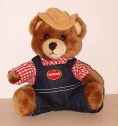 Brawny Bear: Del Monte Country Yumkins