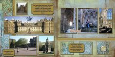2014, Holyrood Palace and Abbey - Scrapbook.com