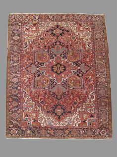 Heriz Heriz Early 20th Century Persia