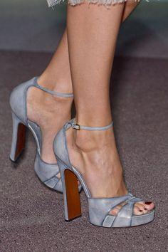 Behold: 80 of the Best Shoes From Paris Fashion Week's Fall 2013 Runways: Miu Miu Fall 2013  : Dries Van Noten Fall 2013  : Louis Vuitton Fall 2013