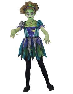 Frankenstein Fancy Dress Costume | Girls | George at ASDA