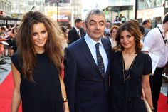 Rowan Atkinson's daughter, Lily Atkinson is a right stunner