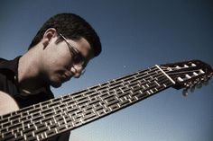 The microtonal guitar. Makes amazing harmonic sequences, especially for exotic Indian music.