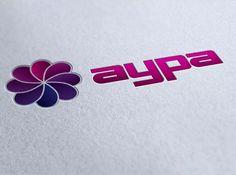 Логотип Аура