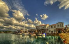 """Urla / Izmir """"The village attracts tourists thanks to a significant amount of greenhouse flowers and theater. Stuff To Do, Things To Do, Turkish Language, Marmaris, Turkey Travel, Istanbul Turkey, Travel Guides, The Good Place, Places To Visit"""