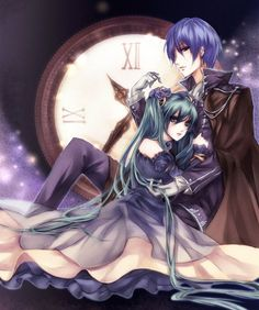 miku and kaito cantarella by favorite song by them