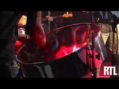 Philippe Lavil - Il tape sur des bambous en live sur RTL - YouTube