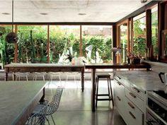 Une maison d'architecte à Buenos Aires | | PLANETE DECO a homes worldPLANETE DECO a homes world