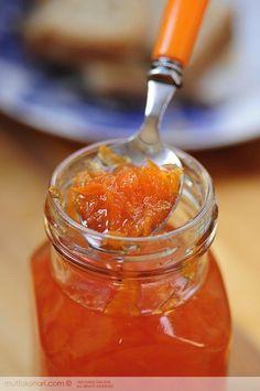 Carrot Jam – Kitchen Secrets – Practical Recipes - My CMS Jam Recipes, Dessert Recipes, Cooking Recipes, Healthy Eating Tips, Healthy Nutrition, Vegetable Drinks, Vegetable Recipes, Carrot Jam Recipe, How To Make Jam
