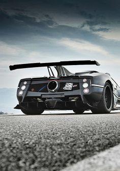 Pagani Zonda sports cars