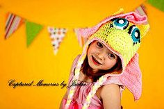 Fluttershy Crochet Hat Pattern by Family Traditions Crafts