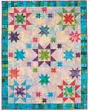 Sprinkling of Stars Quilt Pattern DP140793