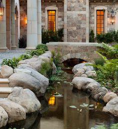 Montecito Residence 2 - mediterranean - landscape - santa barbara - Lindsey Adams Construction Inc.
