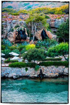 Kalithea Springs, Rhodes, Greece ✯ ωнιмѕу ѕαη∂у