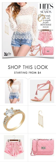 """""""1/5#SheIn"""" by kiveric-damira ❤ liked on Polyvore"""