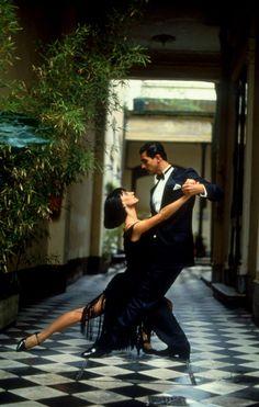 Tango en San Telmo - Barrio de Buenos Aires