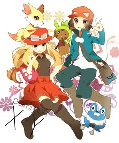 The trainers for x are so cute :)