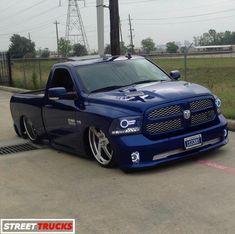 Bagged Trucks, Lowered Trucks, Dodge Trucks, Classic Trucks, Classic Cars, Muscle Truck, Muscle Cars, Single Cab Trucks, Dropped Trucks