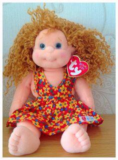 Black Friday Sale Was 29.99 Now 19.99 Original Ty Beanie Kids PRINCESS . Vintage 1996 Doll. Vintage Beanie Kids. Rare. Ty Beanie Kids. Sale. by TinkerbellVintage on Etsy https://www.etsy.com/uk/listing/450236682/black-friday-sale-was-2999-now-1999