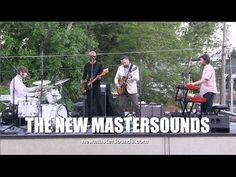 ▶ THE NEW MASTERSOUNDS - Idris - live @ The American Transplant Foundation Benefit - YouTube