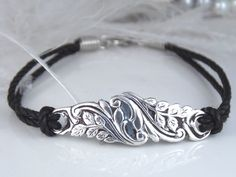 silver spoon jewlery | Spoon Jewelry Bracelet Spoon Bracelet HAND by SimplySilverr, $18.50