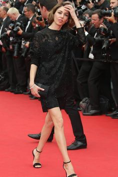 Sofia Coppola- Cannes 2014