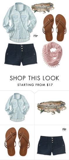 """How do you think?"" by mgkellogg ❤ liked on Polyvore featuring Aéropostale, women's clothing, women, female, woman, misses and juniors"