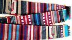 "PENDLETON WOOLEN MILL NEW WOOL FABRIC BLANKET REMNANT 64"" X 3.5"" + fringe - Blanket, fabric, FRINGE, Mill, Pendleton, remnant, Wool, Woolen"