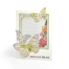 Image result for yellow pad with Sizzix thinlit dies