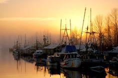 Ladner, British Columbia British Columbia, Canada, Painting, Travel, Viajes, Painting Art, Paintings, Destinations, Traveling