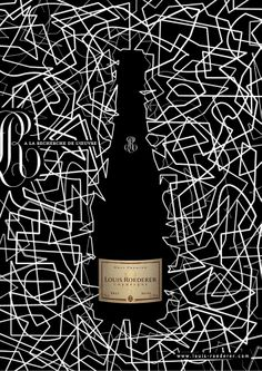 Louis Roederer 2013 /6 Wein Poster, Louis Roederer, Wine Advertising, Wine Society, Wine Logo, Wine Display, Champagne, Types Of Wine, Expensive Wine
