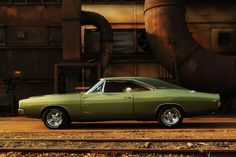 A friend of mine's dad had one exactly like this, 383, 4 on the floor. '69 Charger