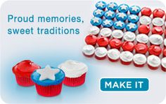 Memorial Day or 4th of July!