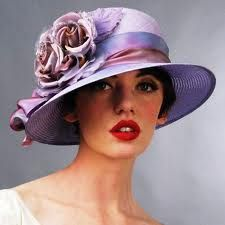 hats for short hair - Google Search