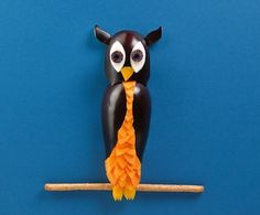 Food Humor - owl