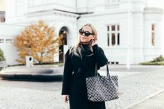 Fall Coat Perfection by CathInTheCity  #Fashion, #Other