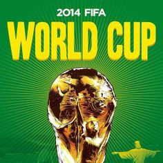 #Pinterest Copa Mundial de Fútbol FIFA Brasil 2014.